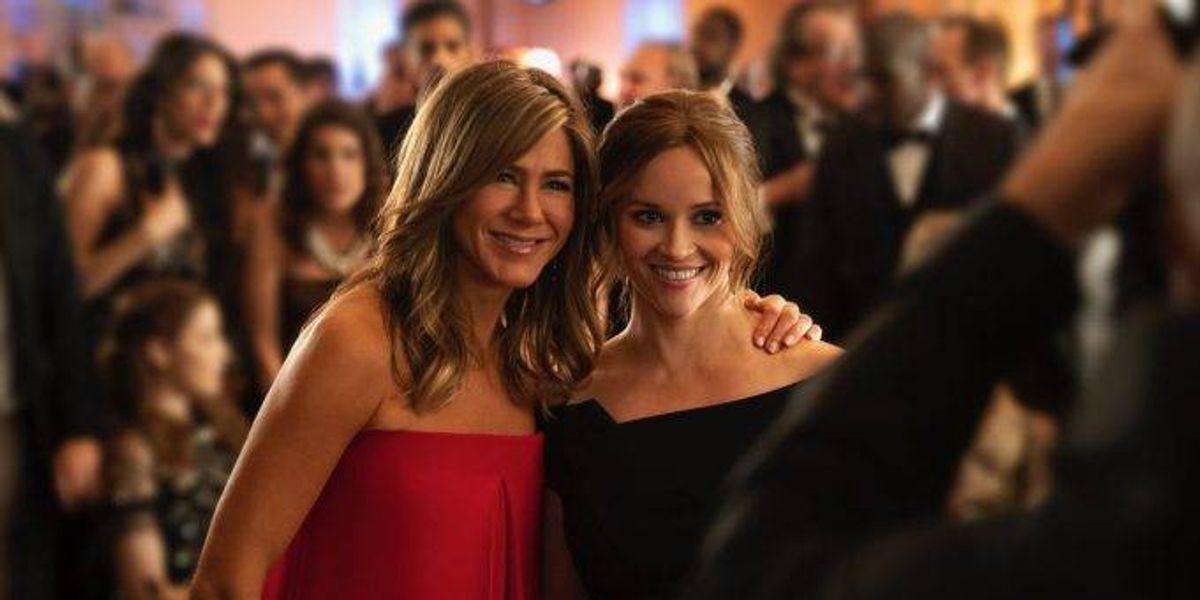 VIDEO: esta es la nueva serie de Jennifer Aniston y Reese Witherspoon sobre el poder de la mujer en los medios