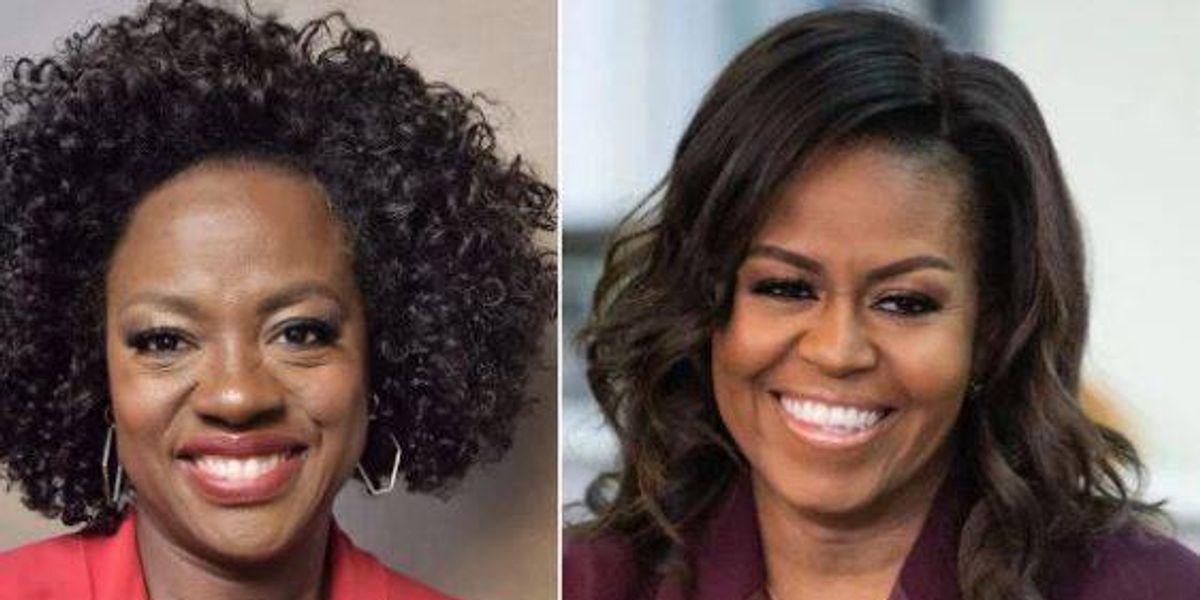 Viola Davis interpretará a Michelle Obama en la nueva serie 'First Ladies'