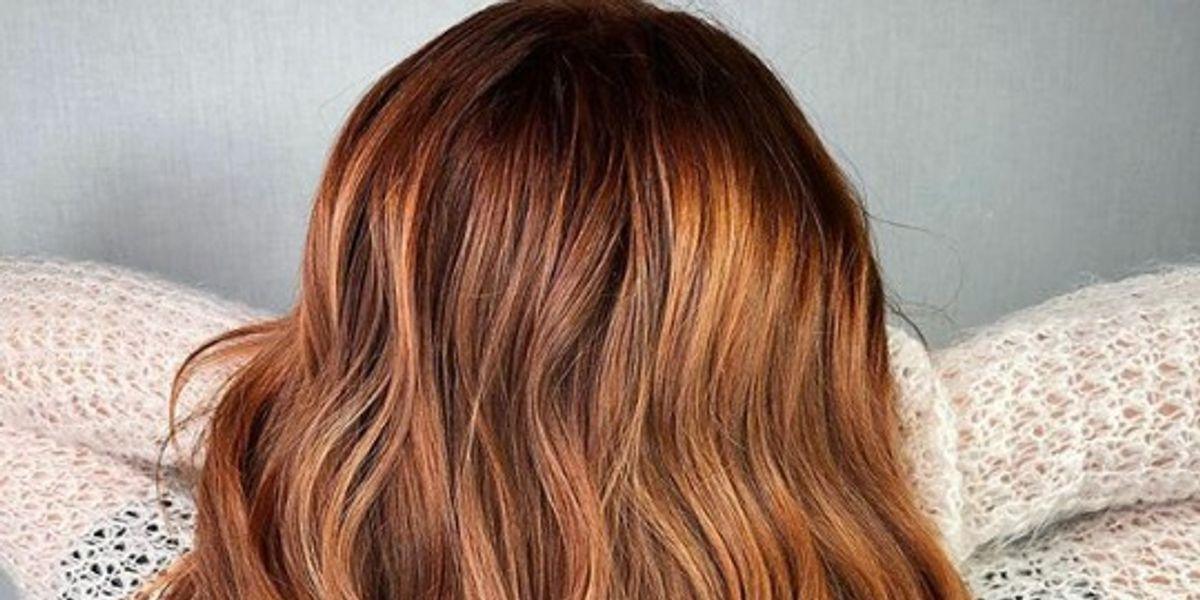 Copper gold o cobre dorado, el color que se apodera de las cabelleras