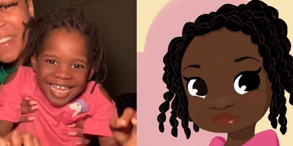 La respuesta de una mujer para una niña de cuatro años que se llamó 'fea' es la lección de amor propio que todas necesitamos