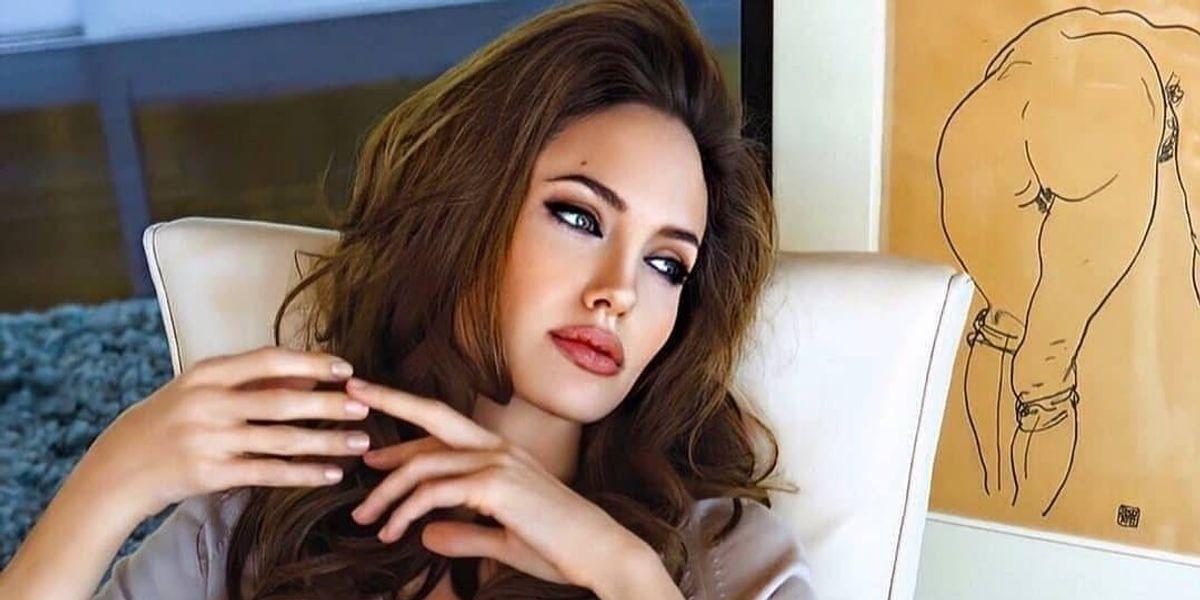 """Angelina Jolie habló de su ruptura con Brad: """"Tengo que redescubrir la alegría"""""""