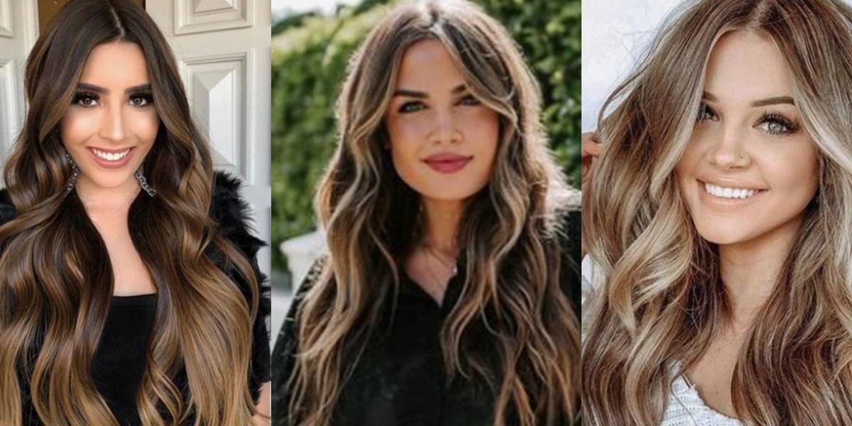 7 colores de cabello ideales para lucir una melena voluminosa y brillante