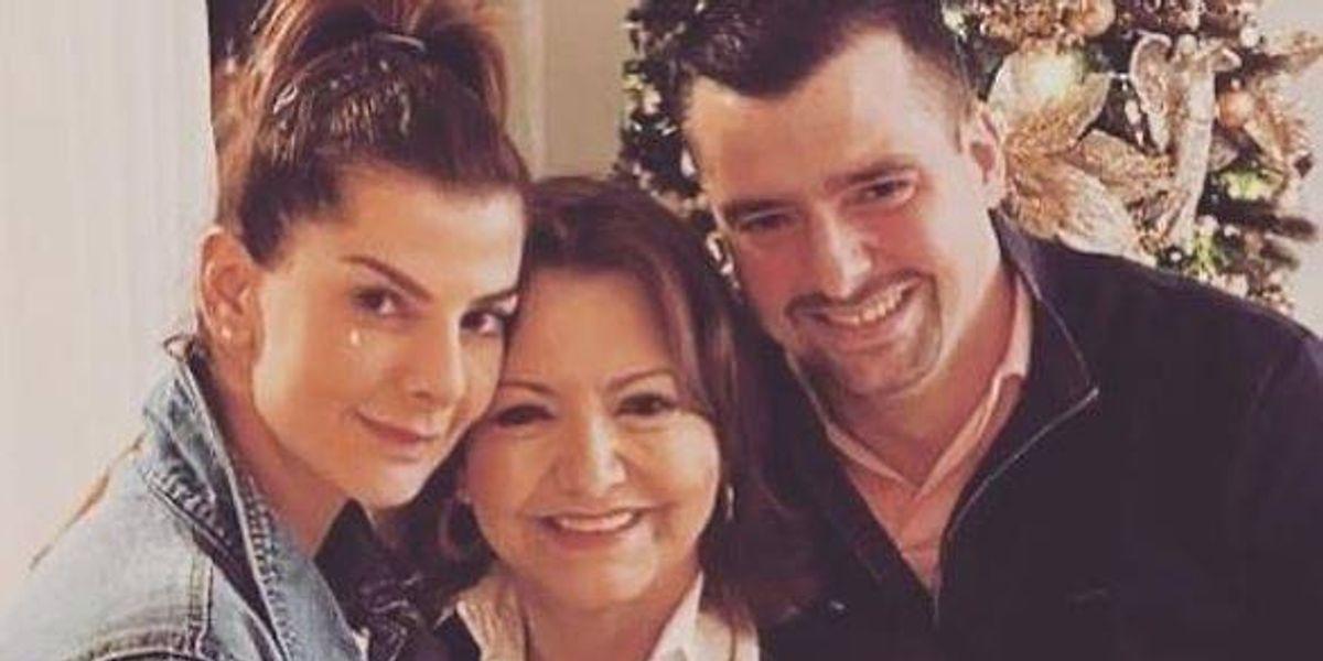 Con video reencontrándose con su mamá tras seis meses sin verla Carolina Cruz conmovió a muchos