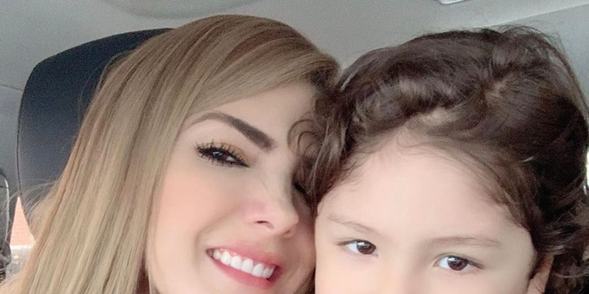 Hijo de Ana Karina Soto ahora es actor y así ha reaccionado ella