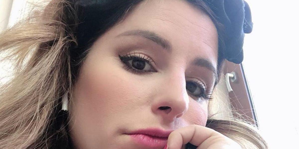Fran Sfeir se defiende de cruel comentario sobre su embarazo en redes sociales