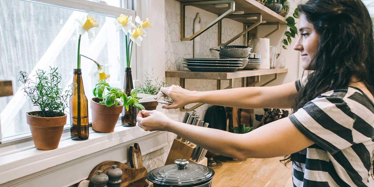 Razones por las que cocinar puede ser una buena terapia en estos tiempos