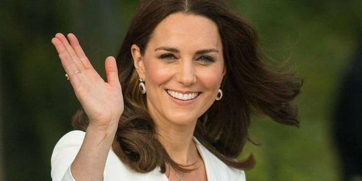 El secreto de Kate Middleton para mantener un abdomen plano
