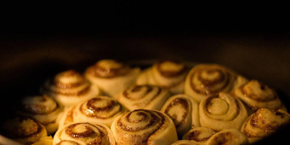 ¡Así de fácil! Prepara tus propios rollitos de canela con esta sencilla y deliciosa receta