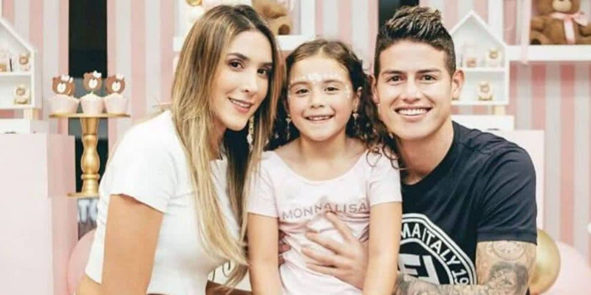Daniela Ospina decidió hablar sobre su relación actual con James Rodríguez