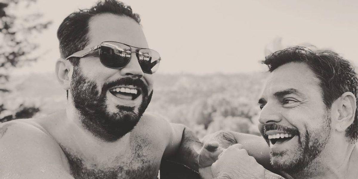 """Eugenio Derbez contó la """"poderosa"""" razón por la que José Eduardo prefirió a su madre"""
