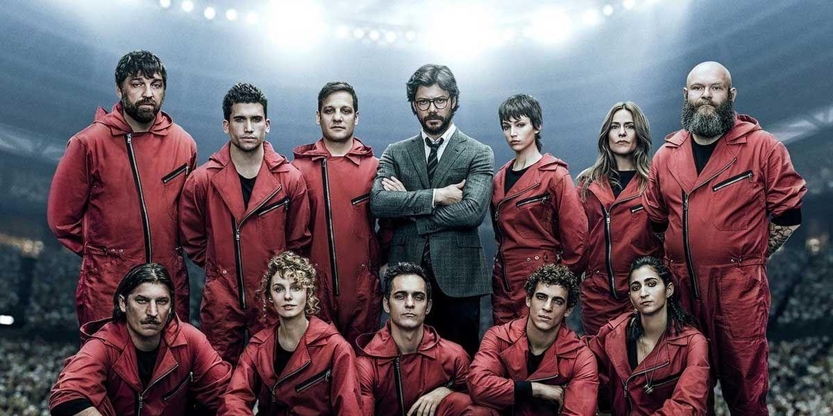 La Casa de Papel: Esto es lo que cobran los actores por la serie