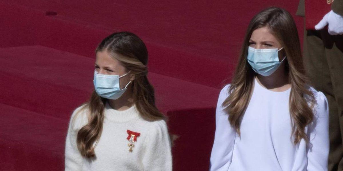 La princesa Leonor y la infanta Sofía deslumbran con los mejores looks con alpargatas