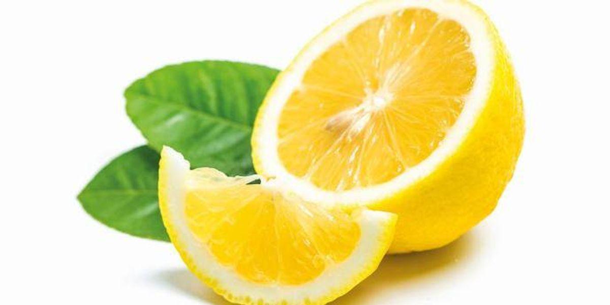 4 propiedades del limón que no conocías