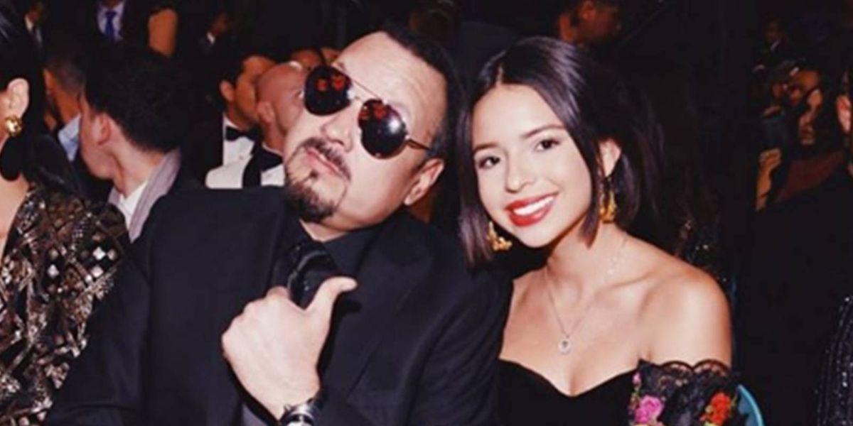 Ángela y Leonardo cantan junto a su padre y demuestran el poder del gen Aguilar