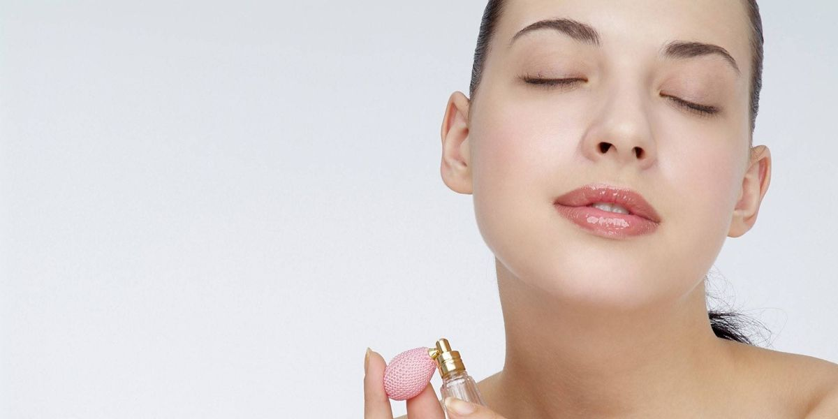 Cómo aplicar correctamente tu perfume