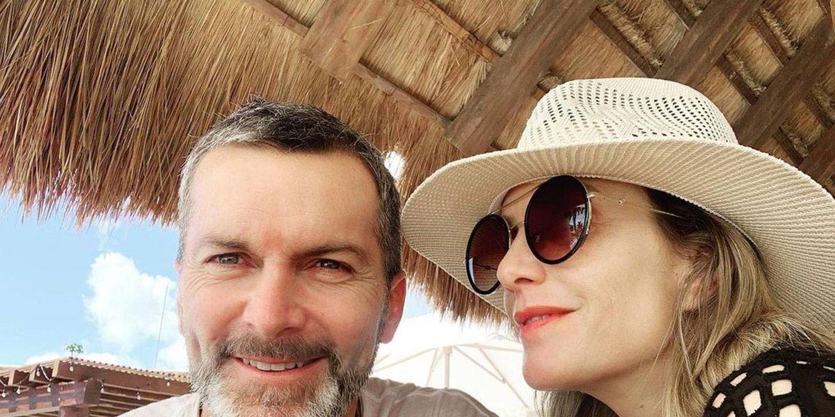 """Cristián Sánchez recuerda cuando casi terminó con Diana Bolocco: """"Le dije 'loca, de verdad no, sorry'"""""""