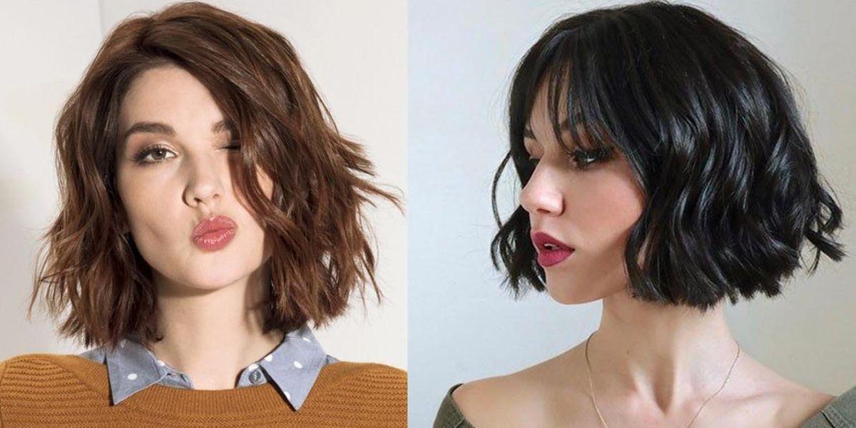 Cortes de cabello bob para cara redonda que serán tendencia en 2021