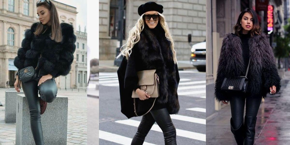 Los tipos de leggnis que pueden llevarse como pantalón y lucir elegantes