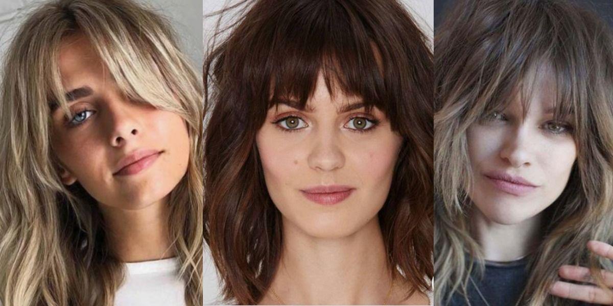Cortes de cabello midi ideales para mujeres de 50 años
