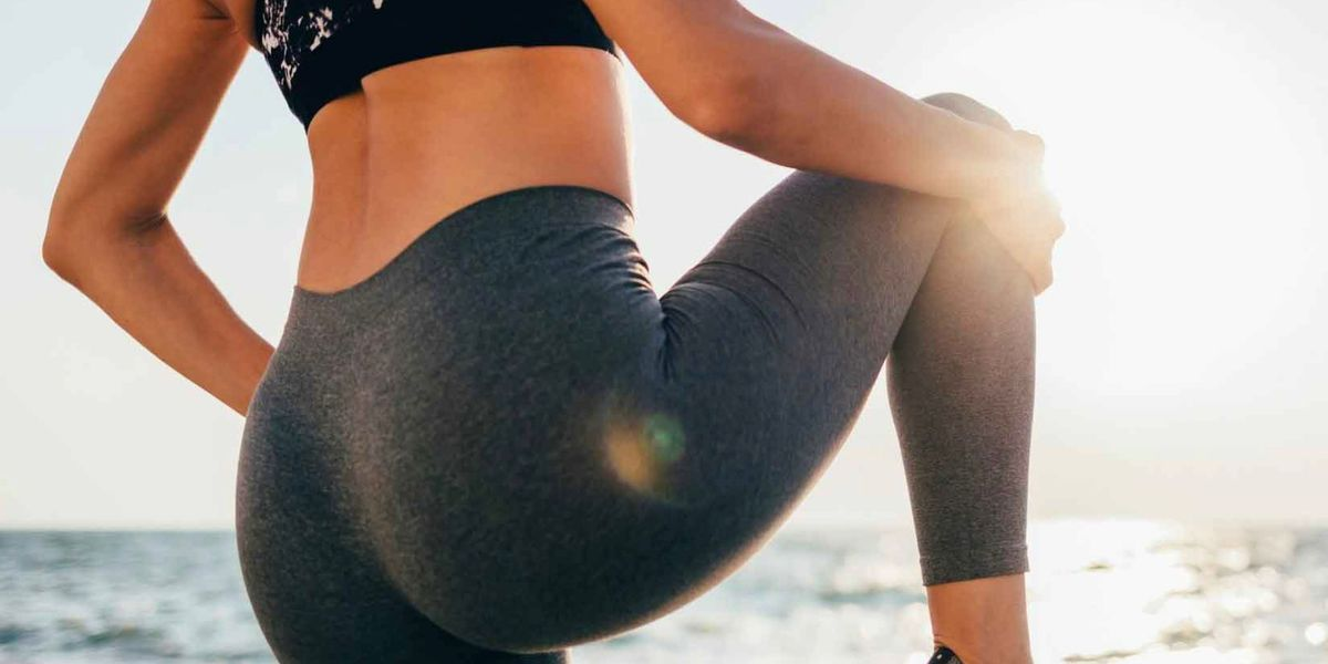 3 ejercicios básicos para tener glúteos redondos si eres principiante