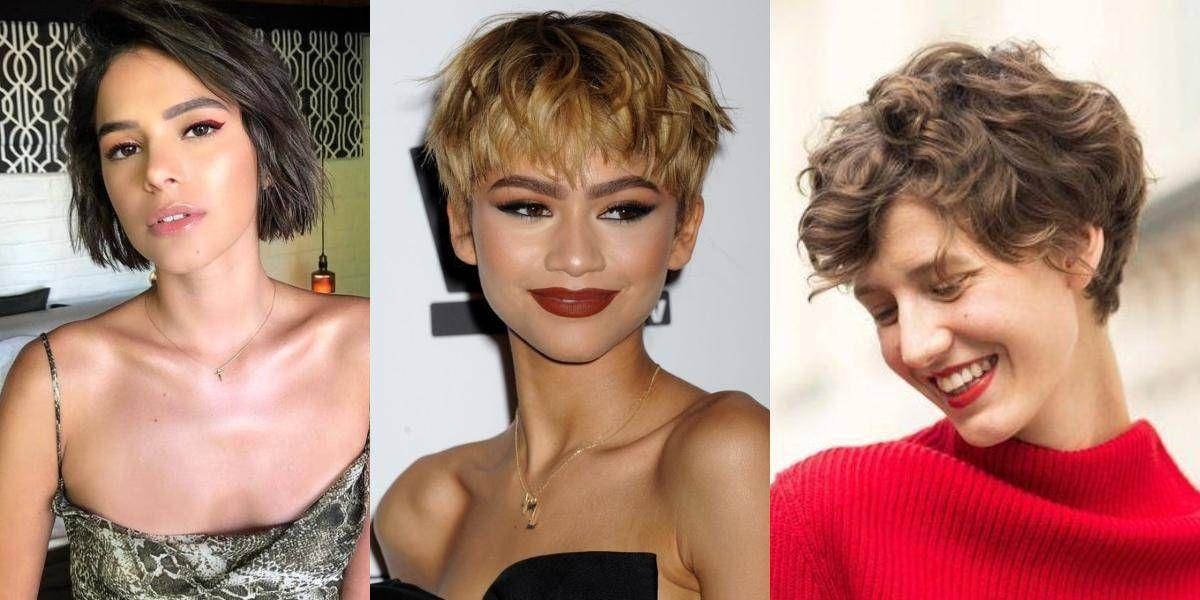 Peinados sencillos para cabello corto que serán tendencia en 2021