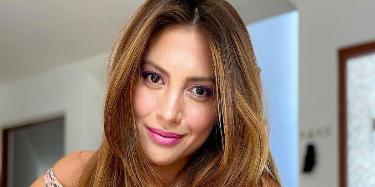 """Karen Bejarano se sincera sobre difícil momento personal: """"Gente me critica por sentirme mal"""""""