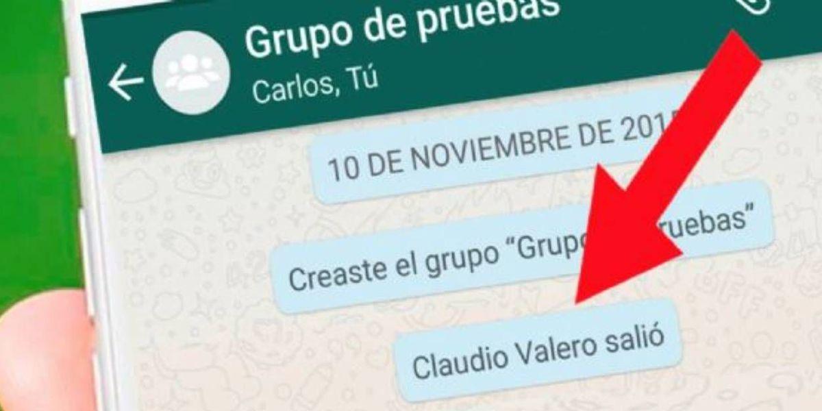 WhatsApp: ¿cómo salirte de un grupo sin que nadie se dé cuenta?