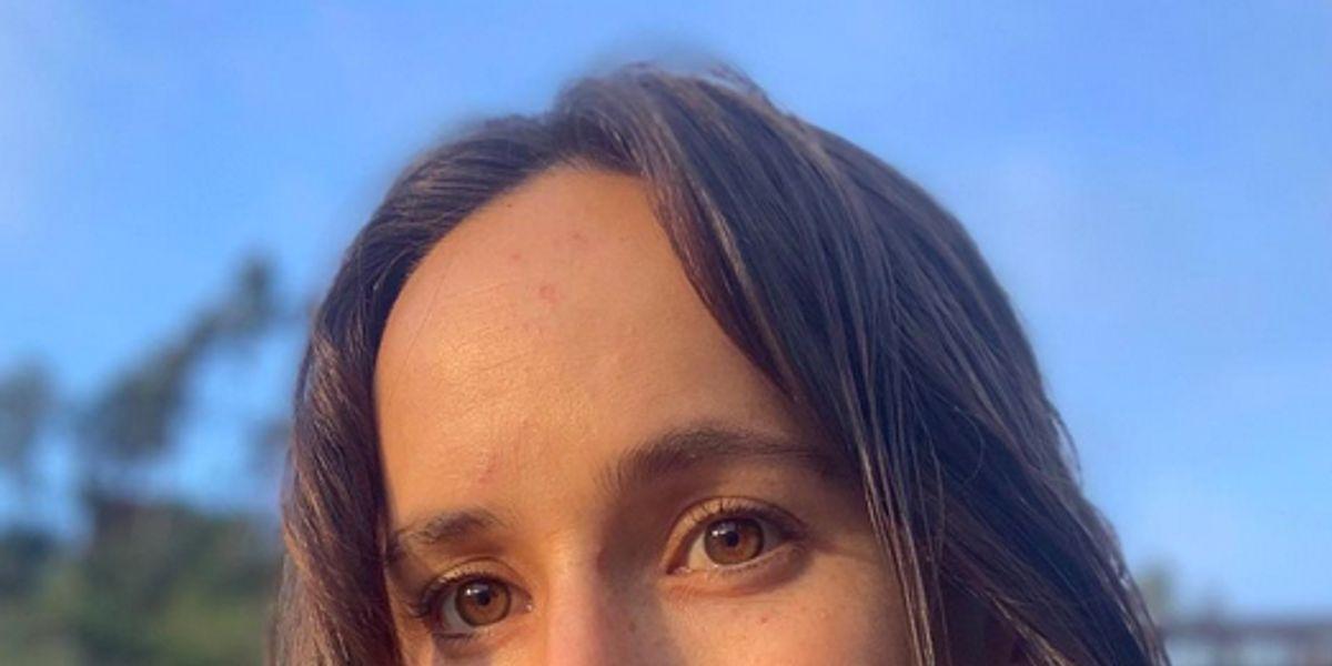 """Juanita Ringeling reflexiona a un mes de dar a luz: """"Ahora tengo que compartirte con el mundo"""""""