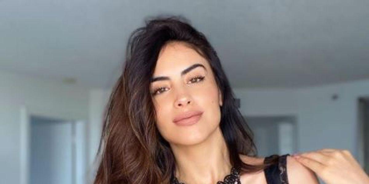 Jessica Cediel dice que ama las estrías de su cola