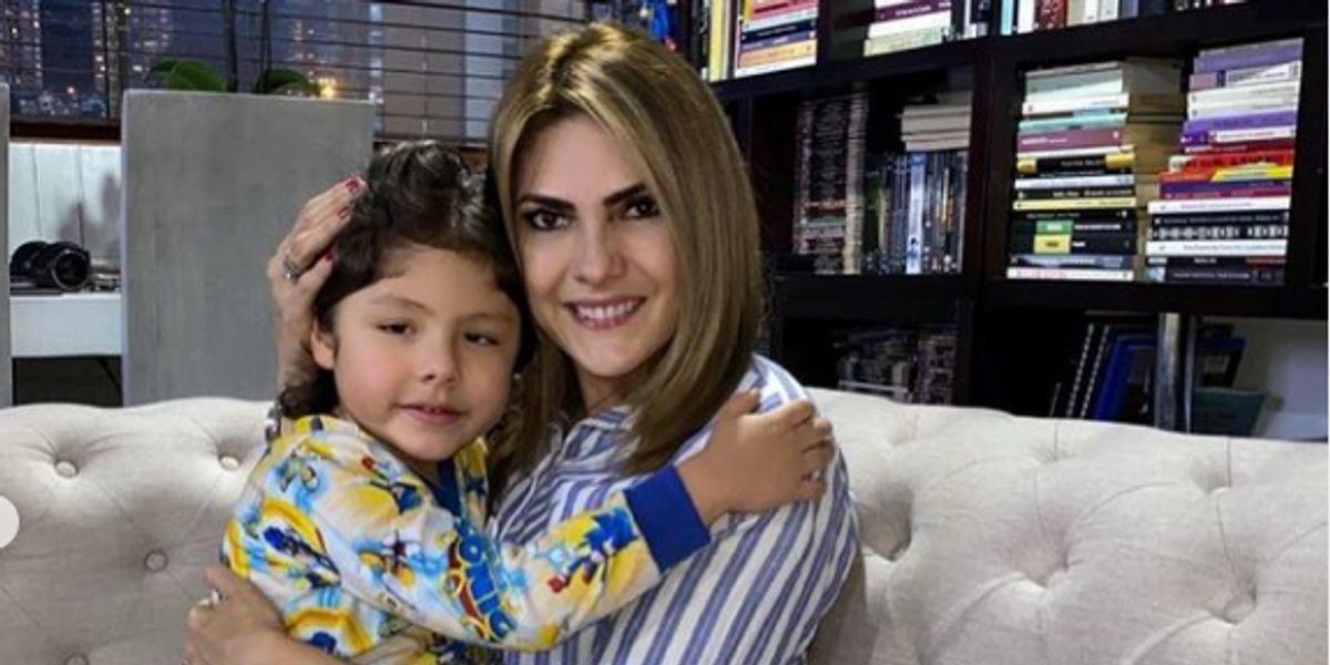 Ana Karina Soto reveló conmovedor mensaje de su hijo tras la muerte de su perro