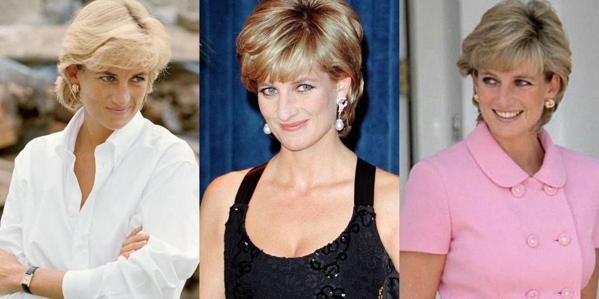 Los looks con los que Diana se reveló ante la realeza y dio lecciones de amor propio