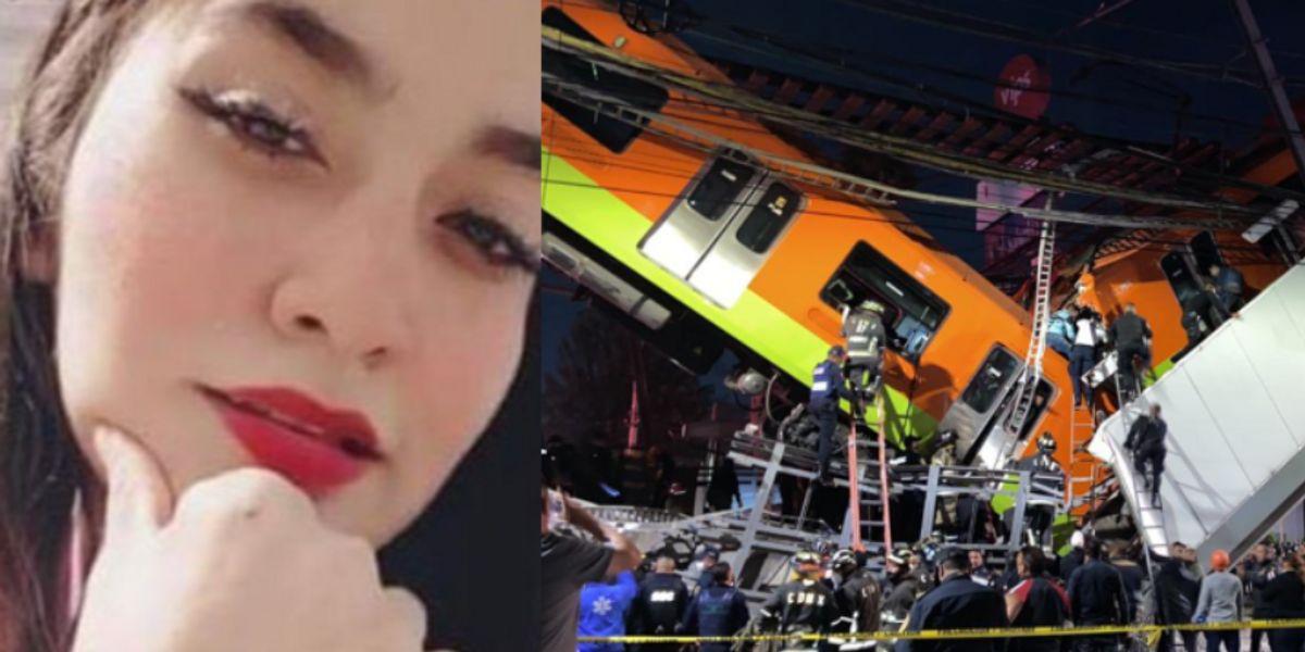"""""""Me dio mi último beso"""": el testimonio de un joven cuya novia murió en accidente del Metro CDMX"""