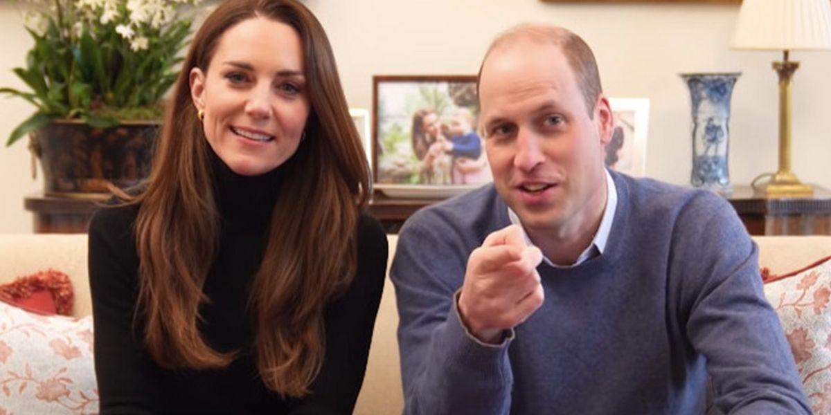 Kate y el príncipe William son los más divertidos de la realeza en su canal de Youtube