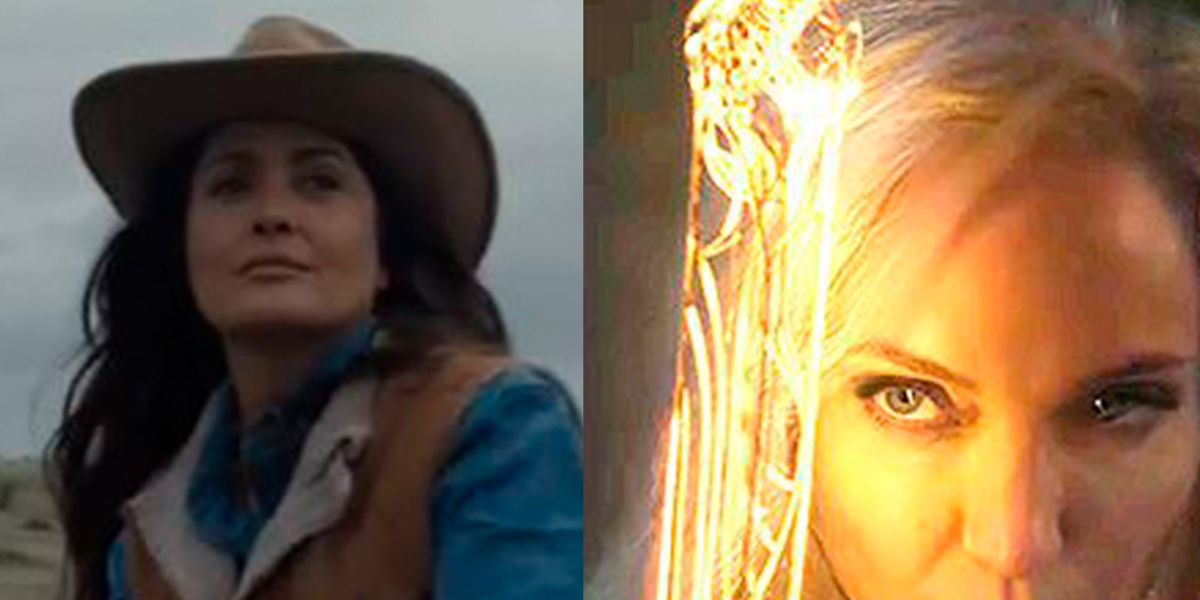 Desde Angelina Jolie hasta Salma Hayek: quién es quién en la película 'The Eternals', de Marvel