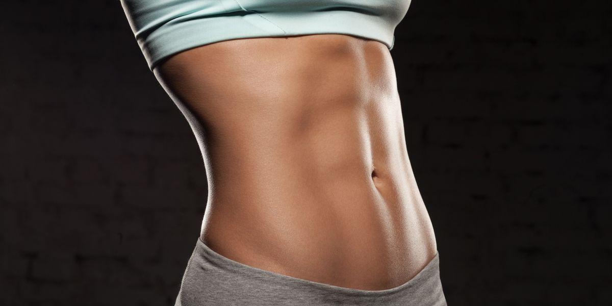 4 ejercicios caseros para tonificar el abdomen y lucir un vientre plano