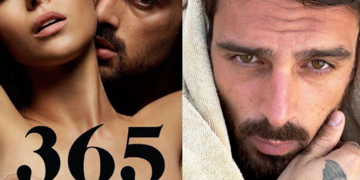 Michelle Morrone anuncia su regreso a 365 DNI con sensuales fotografías