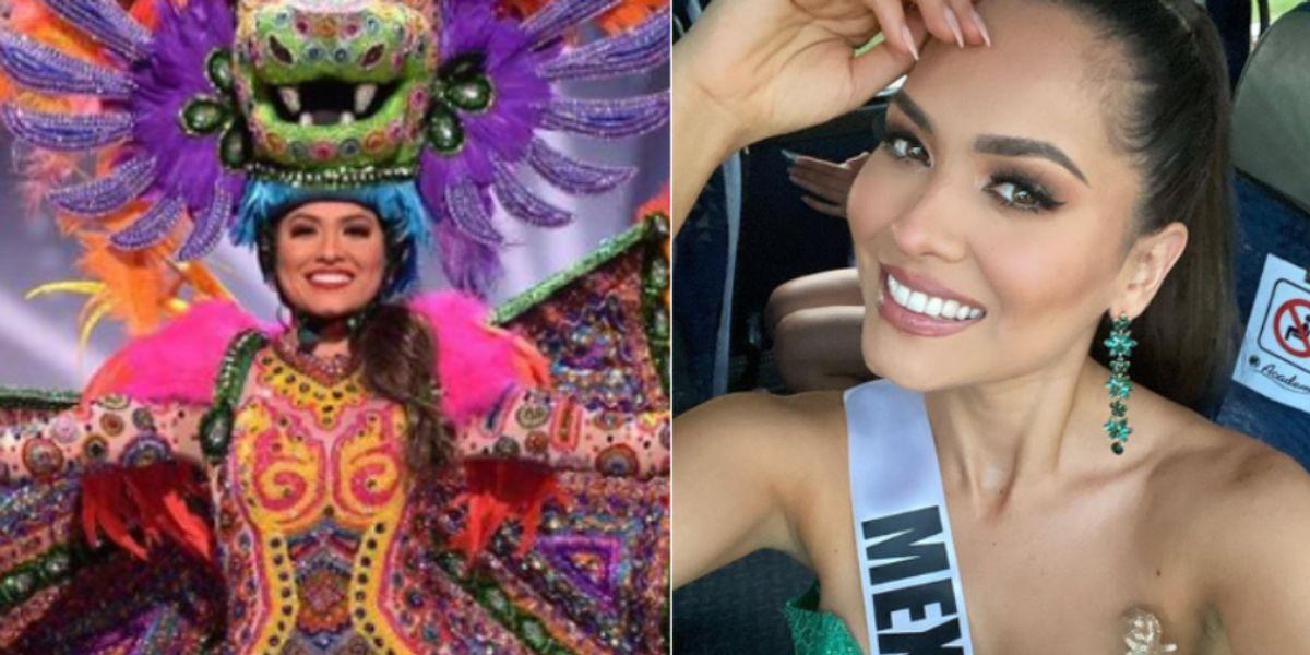 El poderoso significado del traje típico de Miss México en Miss Universo 2021