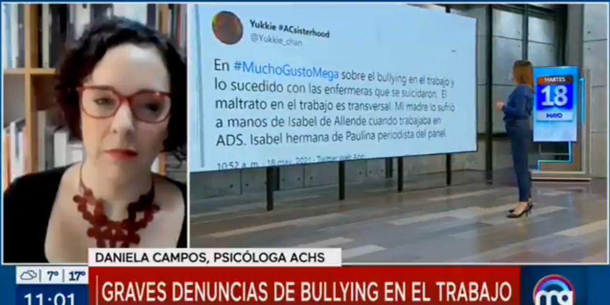 """""""¡Cállate la boca!"""": Paty Maldonado contra Diana Bolocco tras intervenir en acusación contra hermana de Paulina de Allende-Salazar"""