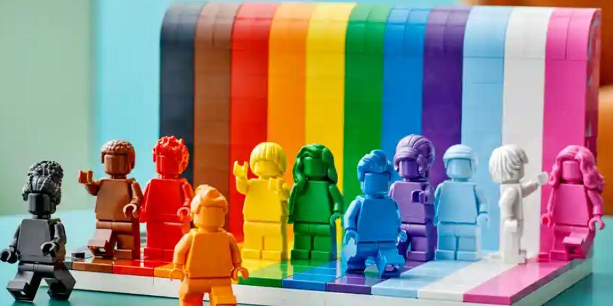 Lego se une a la comunidad LGBTQI y es un gran paso para todos