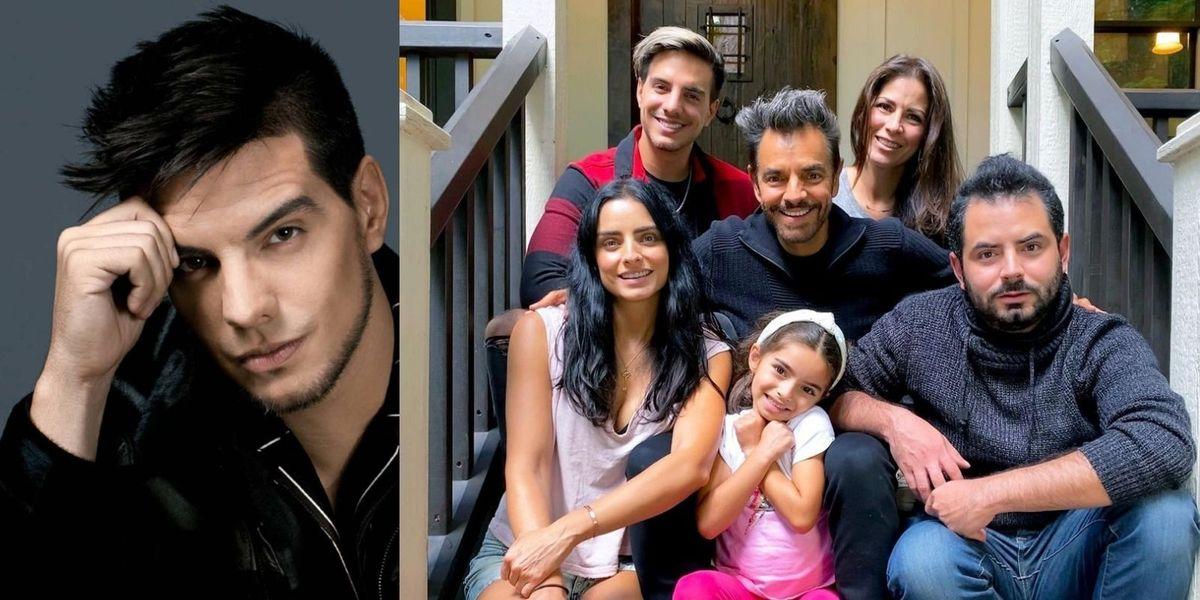 La poderosa razón por la que Vadhir Derbez quedó fuera del reality familiar