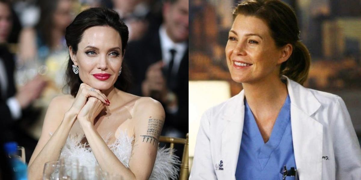 La amistad de Angelina Jolie con Ellen Pompeo que le ha ayudado a superar su divorcio