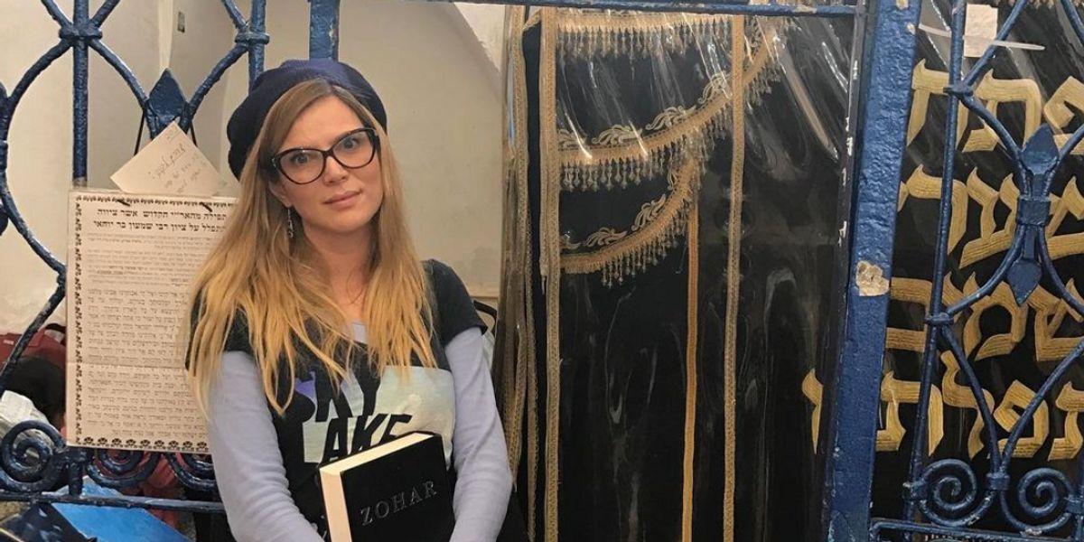 Actriz colombiana Maritza Rodríguez relató los duros momentos que vive tras radicarse en Israel