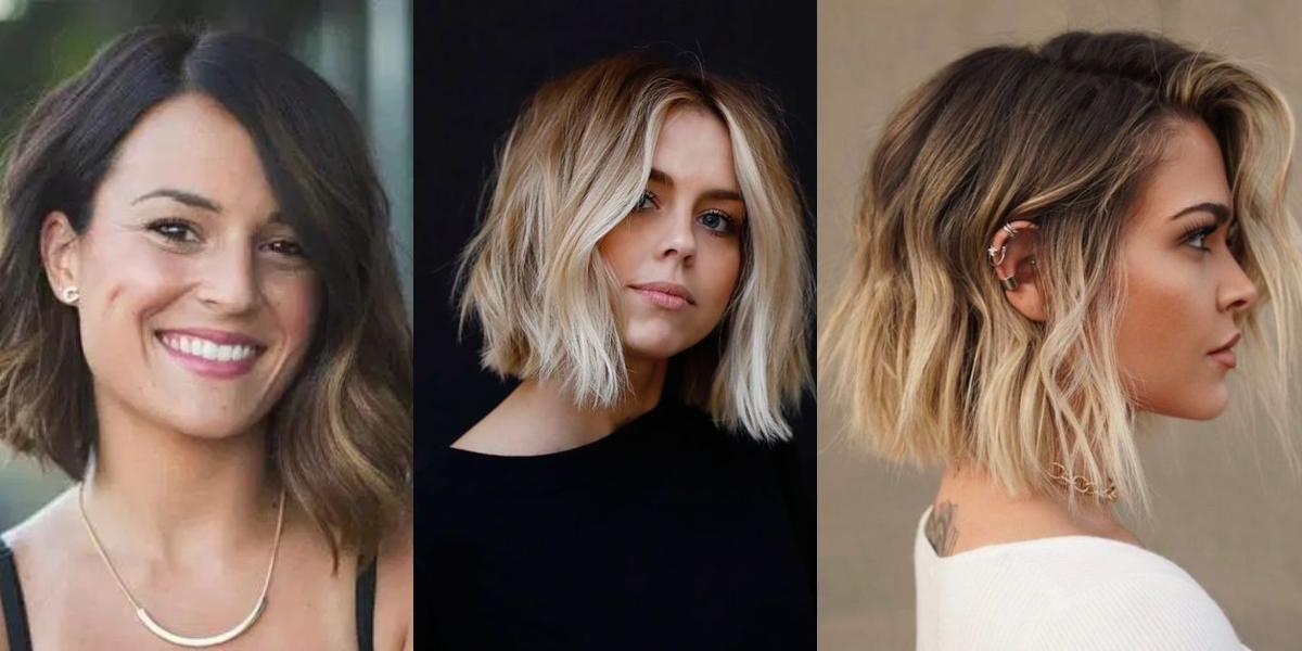 Cortes de cabello asimétricos para un look sensual y elegante