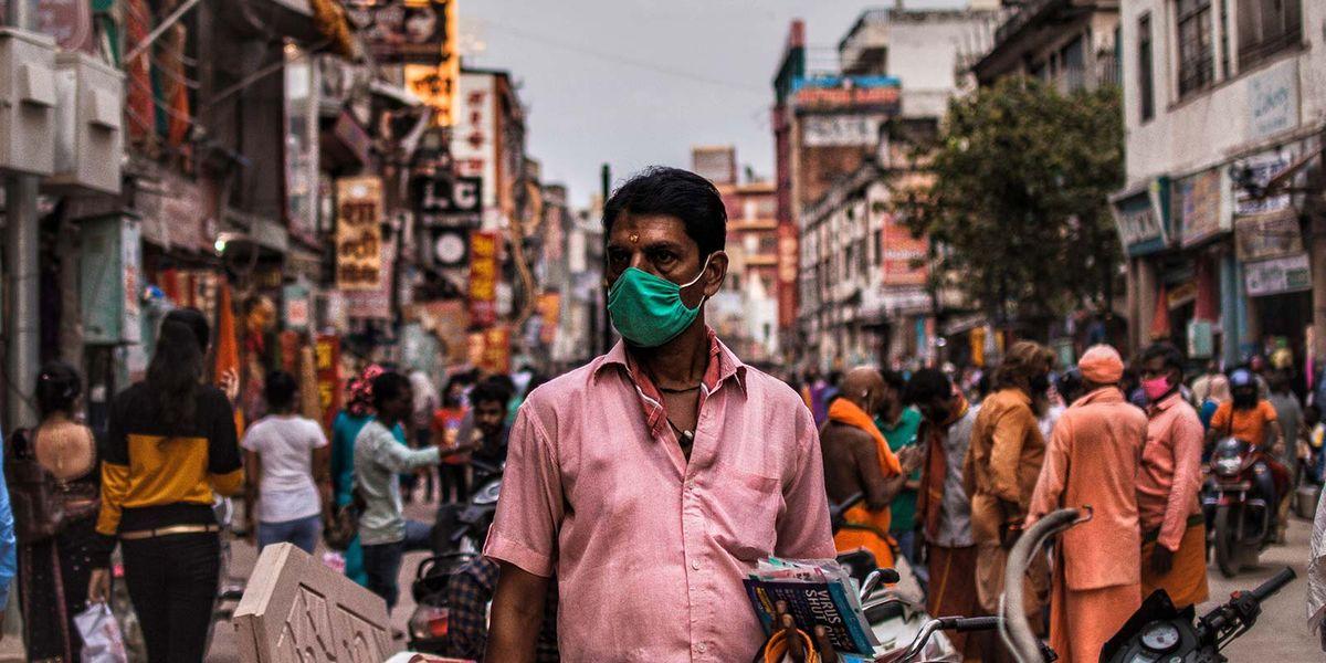 Qué es el hongo negro, la nueva epidemia que afecta a la India en medio del coronavirus