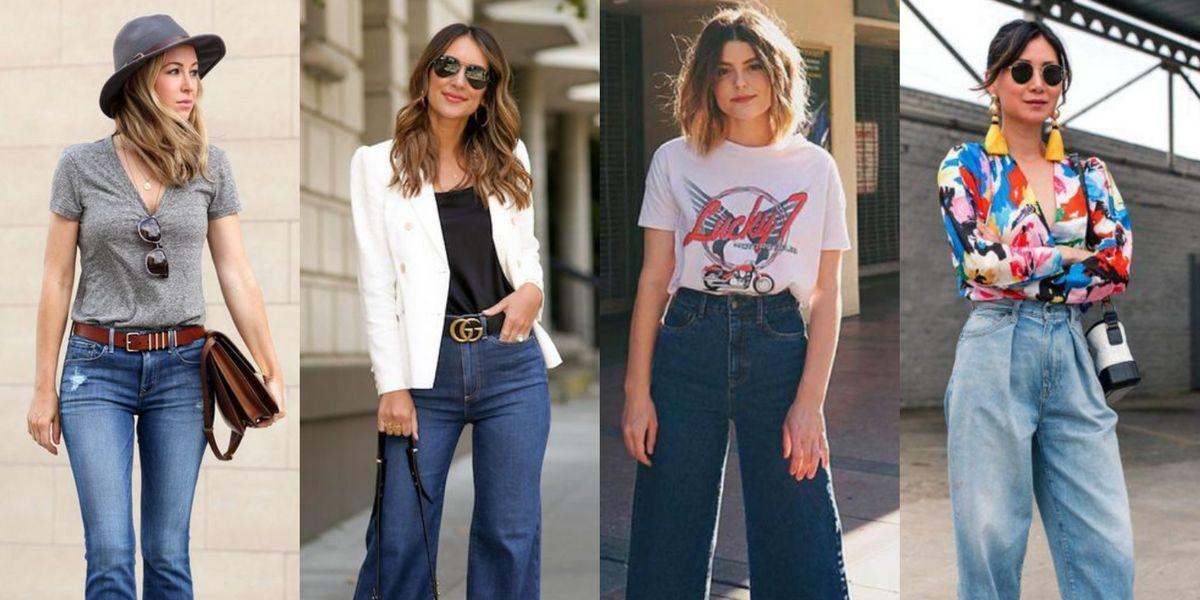 5 tendencias en jeans que estarán de moda hasta el final del 2021