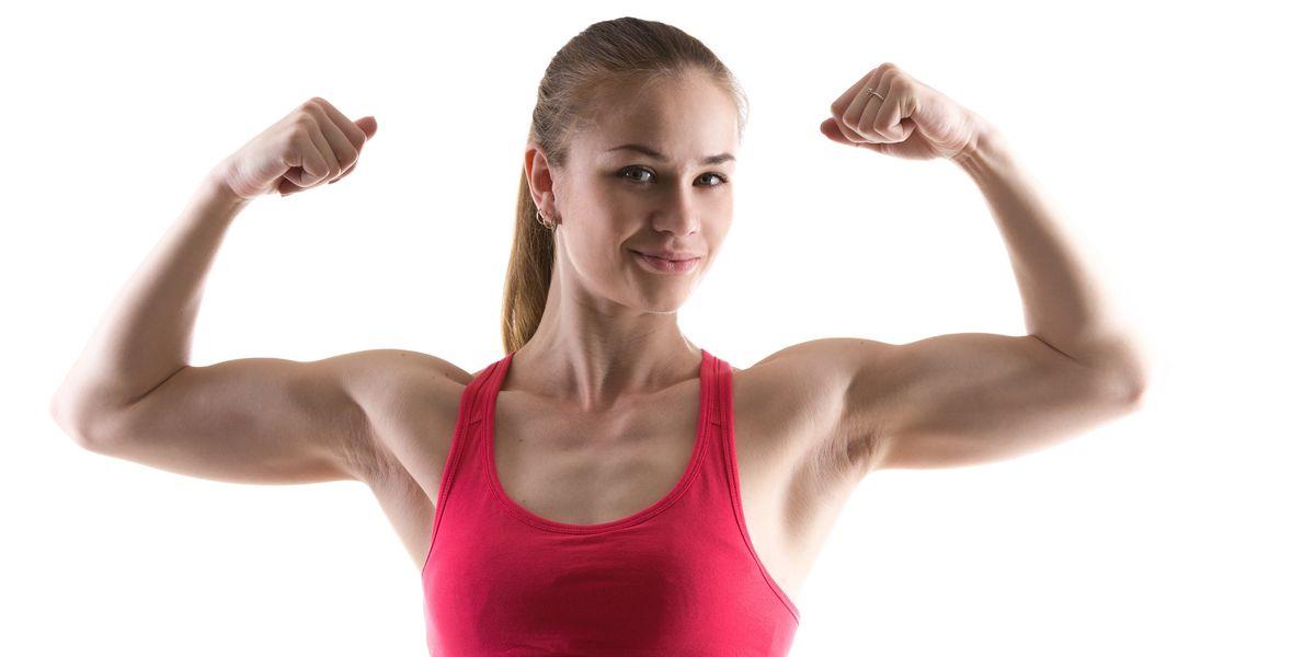 Rutina de solo 15 minutos al día para lograr unos brazos tonificados