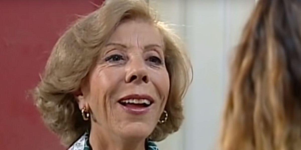 A los 93 años falleció la actriz Violeta Vidaurre