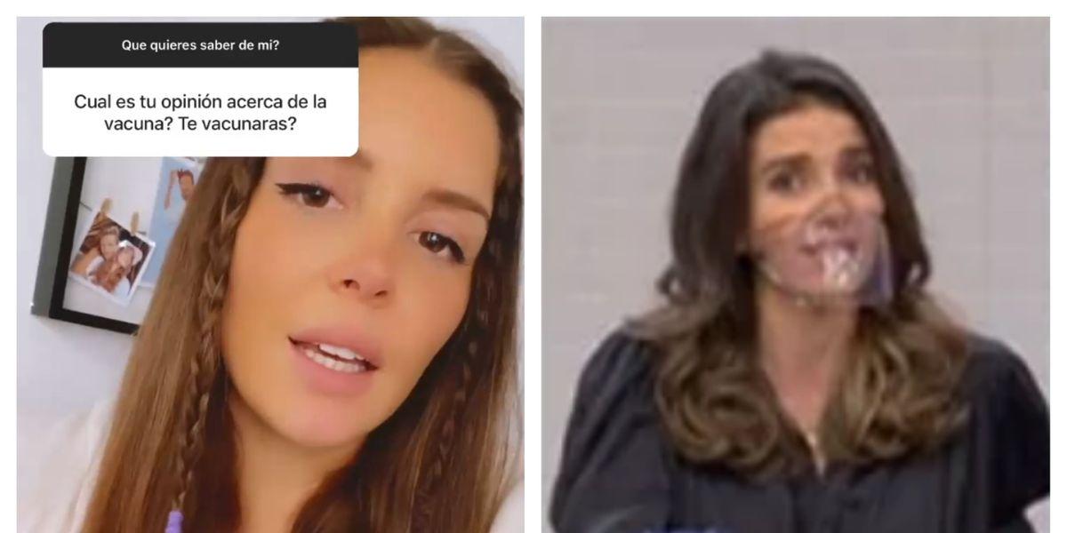 """María Luisa Godoy envía mensaje tras polémicos dichos de Cata Vallejos: """"Hay que ser responsables"""""""