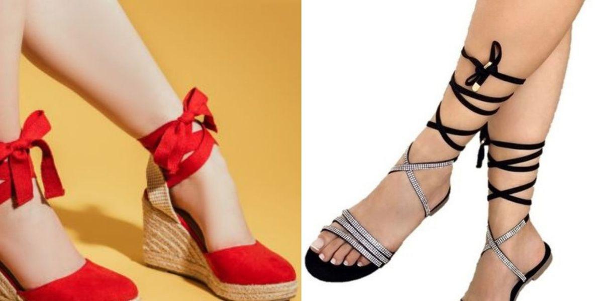 Estos son los 5 tipos de sandalias que están de moda este verano 2021