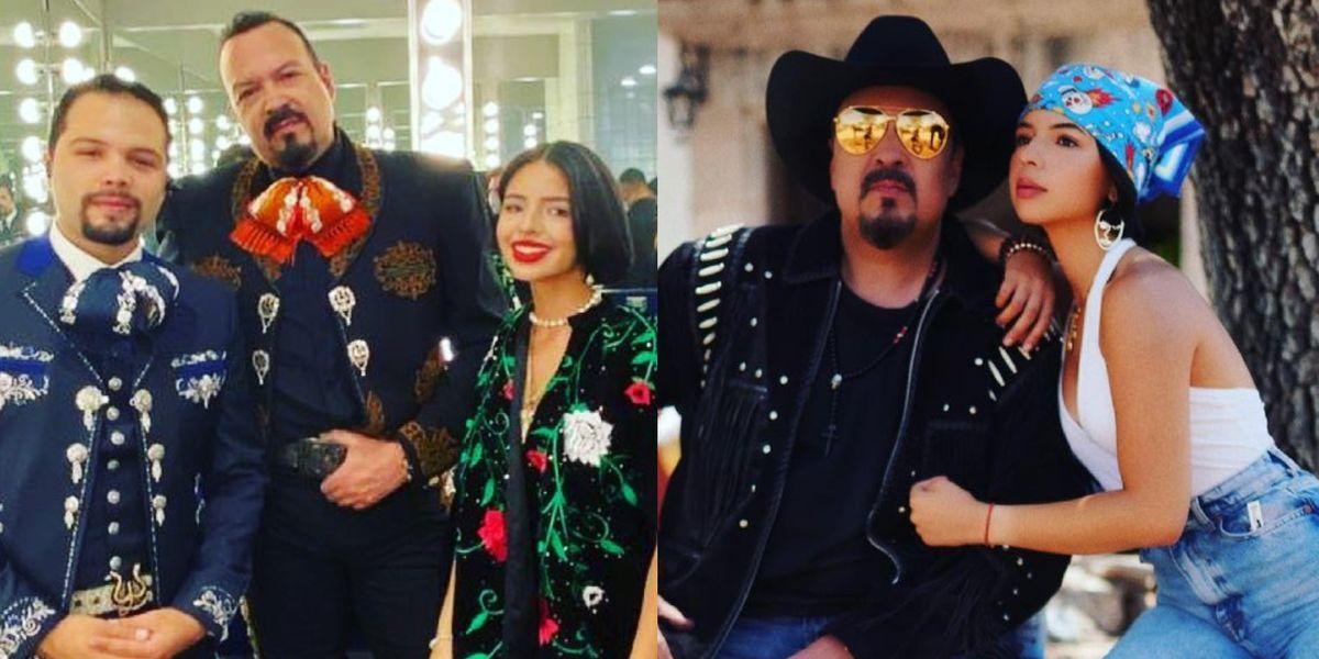 Así es la vida que llevan Pepe y Ángela Aguilar: se codean con Kim Kardashian y The Weeknd